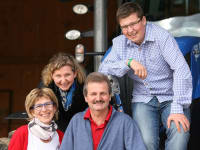 Familie Slugovc-Sternad