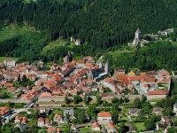 Burgenstadt Friesach