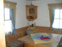 Dohrhütte_Sitzecke in der Küche