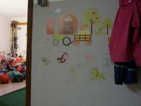 Garderobe für Stallgewand