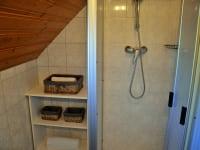 Badezimmer im 1. Stock