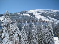 Aussicht Winter