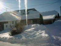 Bauernkammer im Winter