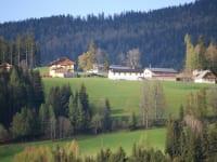 Langhanshof in the spring