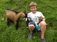 Luca und seine Lieblinge