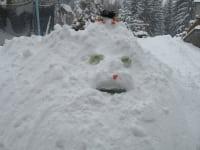 viel - viel Schnee