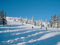 Weinebene Skilaufen