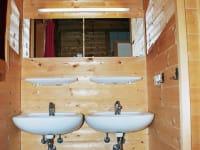 Waschbecken Erdgeschoß