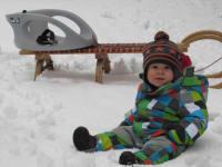 Schneespaß für Klein und Groß