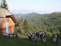 Panoramahütte Sommer