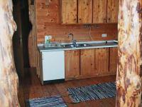 Panoramahütte Küche