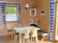 Ferienhaus-Wohnküche