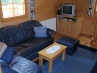 Ferienhaus-Wohnraum
