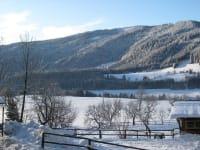 Zedlitzdorf im Winter