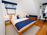 Schbettlafzimmer mit Zustell