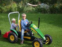 Traktorgokart