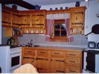 Küche Leebhütte