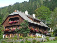 Bauernhaus mit Gartl