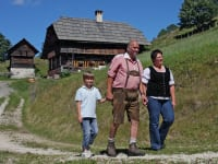 Gastgeberfamilie Gruber