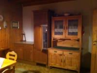 Küche Wohnung Berbblick