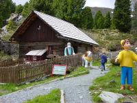 Ausflug zur Heidialm