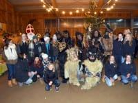 Weihnachtsfeier 2016 in der Reithalle