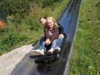 Ausflug zum Sommerrodelbahn