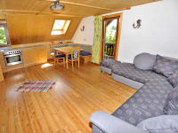 Wohn-Schlafraum Appartement 2