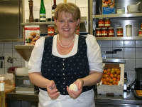 Ilse kocht für Sie Regionales im Gasthof