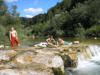 Breitenberg - Unser Badeplatz