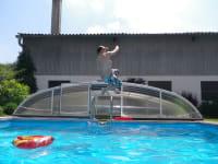 Unser Pool!