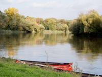 Naturschutzgebiet March-Thaya Auen, Pardies für Fischer und Kanufahrer (Foto: Winzerhof Küssler)