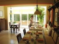 Frühstücksraum Winzerhaus Stur