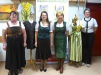 Präsentation der neuen Morava-March-Tracht