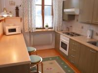 Apartment 7 Küche