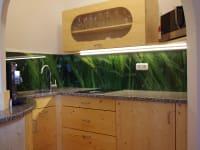 Artner Naturpension - Kochnische im Frühstücksraum
