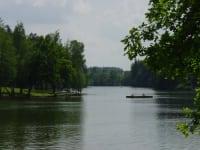 Bademöglichkeit im Herrensee