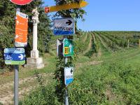 Es führen viele Radwege nach Pernerdorf! Auch Polt war schon hier :)