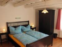 Doppelzimmer im Ferienhaus