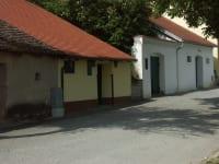 Kellergasse in Deinzendorf
