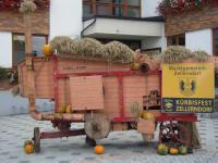 Weingut Wagner - Kürbisfest in Zellerndorf
