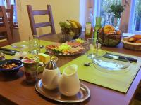 Traubengarten Winkler - Stärkendes Frühstück