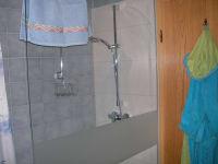 Bad mit neuer Dusche FeWo II