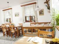 Winzerhof & Gästehaus Stöger - Frühstücks- und Aufenthaltsraum