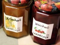 Produkte Marmelade