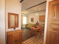 Wohnzimmer und Küche Feldschmiede