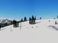 Stadleralm - Winterpanorama