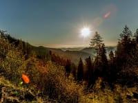 Zeidelhof - Blick über das Tal (© Christoph Kempter / www.lensflair.at)