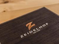 Zeidelhof - Zimmermappe (© Christoph Kempter / www.lensflair.at)