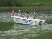 Am Erlaufsee - Hausboot